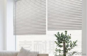 industrial adjustable shangri-la blackout zebra colorful rolling blind