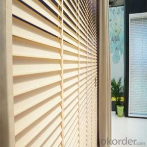European Roller Blind Color Coated And Silver Coated 100%