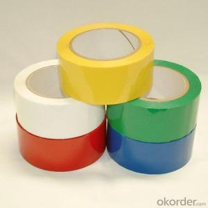 Masking tape high temperature polyester silicone