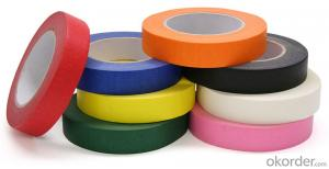 Natural Rubber PVC Adhesive Tape   Butyl Rubber Tape