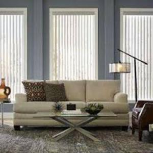 Home decorative vertical blinds window curtain