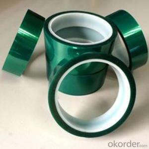 Masking tape glass cloth silicone adhesive