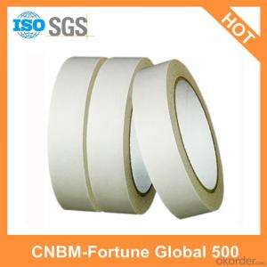 Masking tape  pressure sensitive single sided
