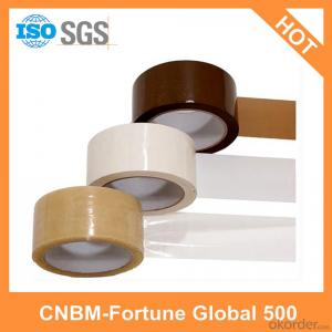 cloth tape transparent single sided carton sealing