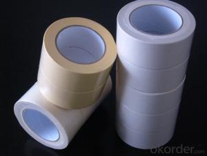 Double Sided Tissue Adhesive Tape Solvent Based Acrylic DSH-80H