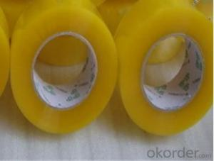 Bopp packing tape Single Sided for Carton Sealing