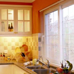 Wireless remote control blinds decoration