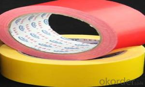 Colored cloth tape Water-proof adhesive