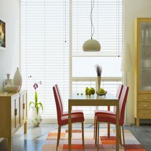 Living Room Shangri-la Window Blinds Curtain