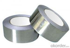 Aluminum Foil Tape Acrylic Single Sided Masking