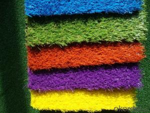 Artificial lawn specially for wall decoration