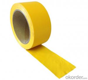 PVC protection tape Carton Sealing single Sided
