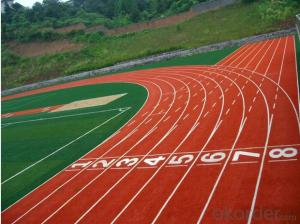 Artificial Grass China Manufacture Wholesale Price For Running Track
