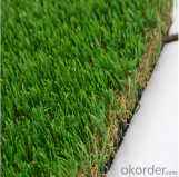 Multiuse colorful artificial grass and lawn