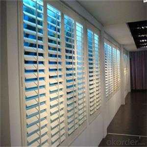 window Customized Vertical Blind Curtains with Motorized Vertical Blind Track