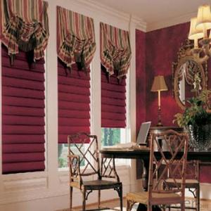 Motorized Vertical Blind with Polyester Fabric