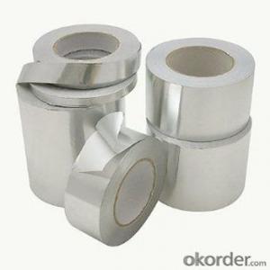 Reinforced Aluminum Foil Tape Heat Resistant