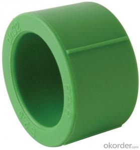 PP-R Polypropylene-Random Pipe Fitting caps