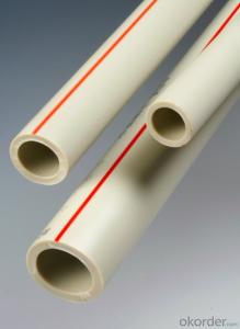 PPR  Plastic 20-160mm Plastic Pipe  pn20