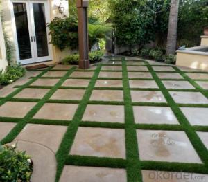 Artificial Fake Grass Outdoor and Indoor No-Need Water Graden