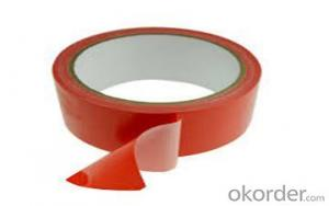 Double Sided pet Tape Acrylic Pressure Sensitive