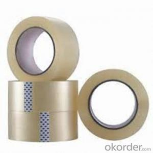 Packing Tape Transparent Pressure Sensitive