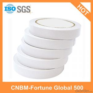 Masking Tape White Polyester Single Sided