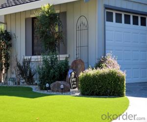 Artificial Grass of Beautiful Green Garden Decoration Landscape