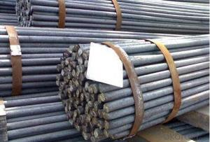 Q235 Carbon Steel Hot Dip Galvanized Round Steel Bar