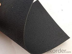 Hdpe Black Polypropylene Polyvinyl Chloride  Waterproof Membrane Roll
