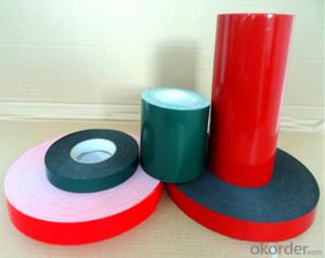 Double Sided Foam Tape Heat-Resistant No Printing