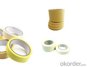 Home Decoration Adhesive Masking Tape High Quality