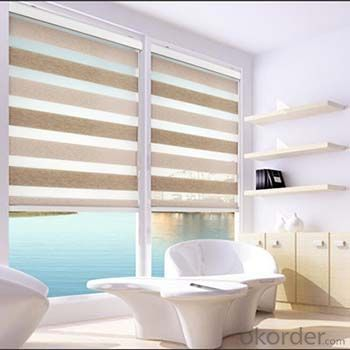 Buy manual roller blinds curtain hotel blackout blinds for Cost of motorized blinds