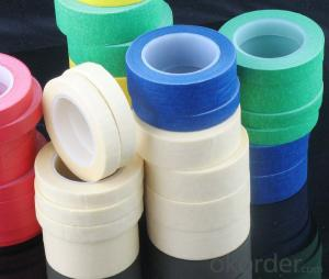 Colorful Skin Home Decoration Adhesive Masking Tape