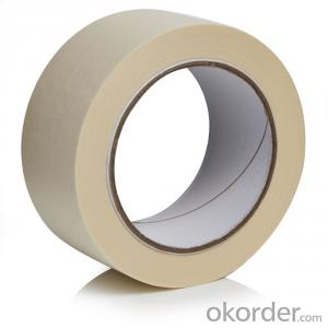 Colorful Skin Automotive Painting Crepe Paper Masking Tape
