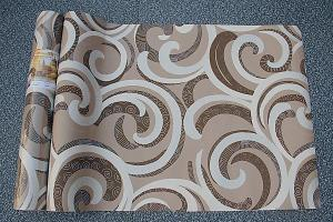 Heat Resistant 3D PVC Wallpaper	Made in China