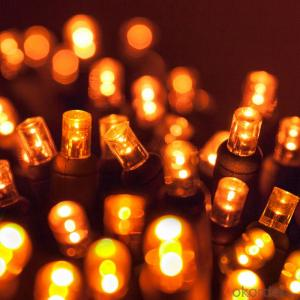 Solar String of Lights for Garden 5MM Wide Angle 100 Counts