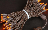 Solar String of Lights for Garden 5MM Wide Angle 50 Counts