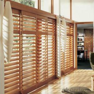 Electric wood venetian blinds comprehensive introduction