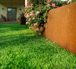 Artificial Grass Landscape Balcony Synthetic Turf