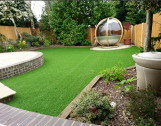 Artificial Grass Lawn with Low Price for Decks