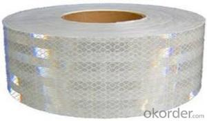 3m Reflective Adhesive Tape Heat Resistant High Visibility