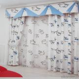 Atmosphere Fashion Curtain Pleated Cellular Blinds