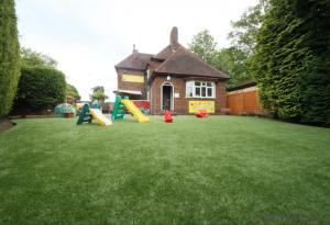Artificial Grass  Outdoor Unreal Grass Carpet  for  Kindergarten