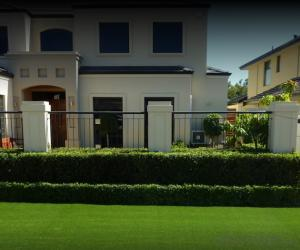Perfect Landscaping Artificial Turf Garden Grass