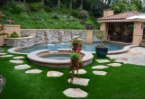 CNBM Professional Outdoor Garden Artificial Landscaping Grass with High Quality