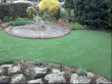 Plastic Mat with 50mm Artificial Grass Best Sell