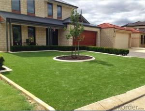 Artificial Grass Outdoor Green Landscape for residential from CNBM