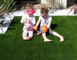 Artificial grass and turf with high quality