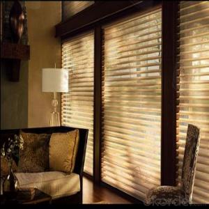 Wholesale Custom Printed Electric Shangri-La Blinds